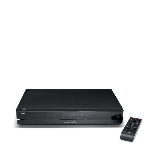 HD 3700 - Black - Hifi CD-soitin, joka on syntynyt tuottamaan kauniin äänen - Detailshot 4