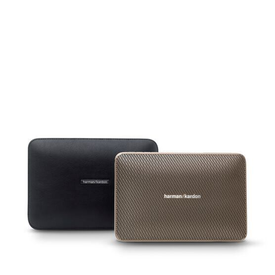 Esquire 2 Carrying Case - Black - Carrying case for Harman Kardon Esquire 2 - Hero