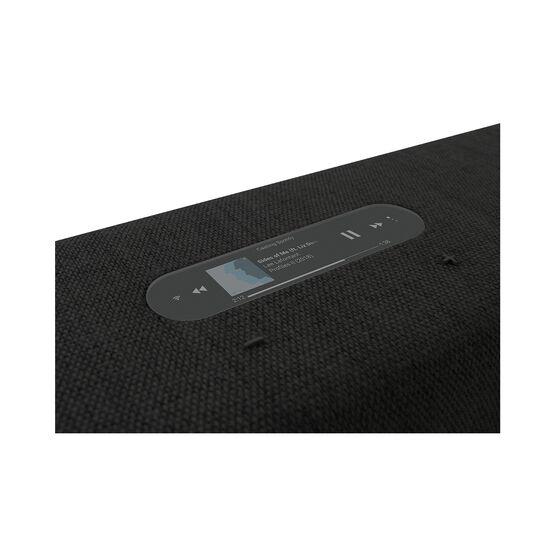 Harman Kardon Citation Bar - Black - The smartest soundbar for movies and music - Detailshot 1