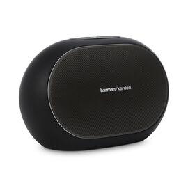 Omni 50+ - Black - Wireless HD Indoor/Outdoor speaker with rechargeable battery - Hero