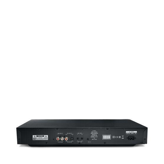HD 3700 - Black - Hifi CD-soitin, joka on syntynyt tuottamaan kauniin äänen - Back