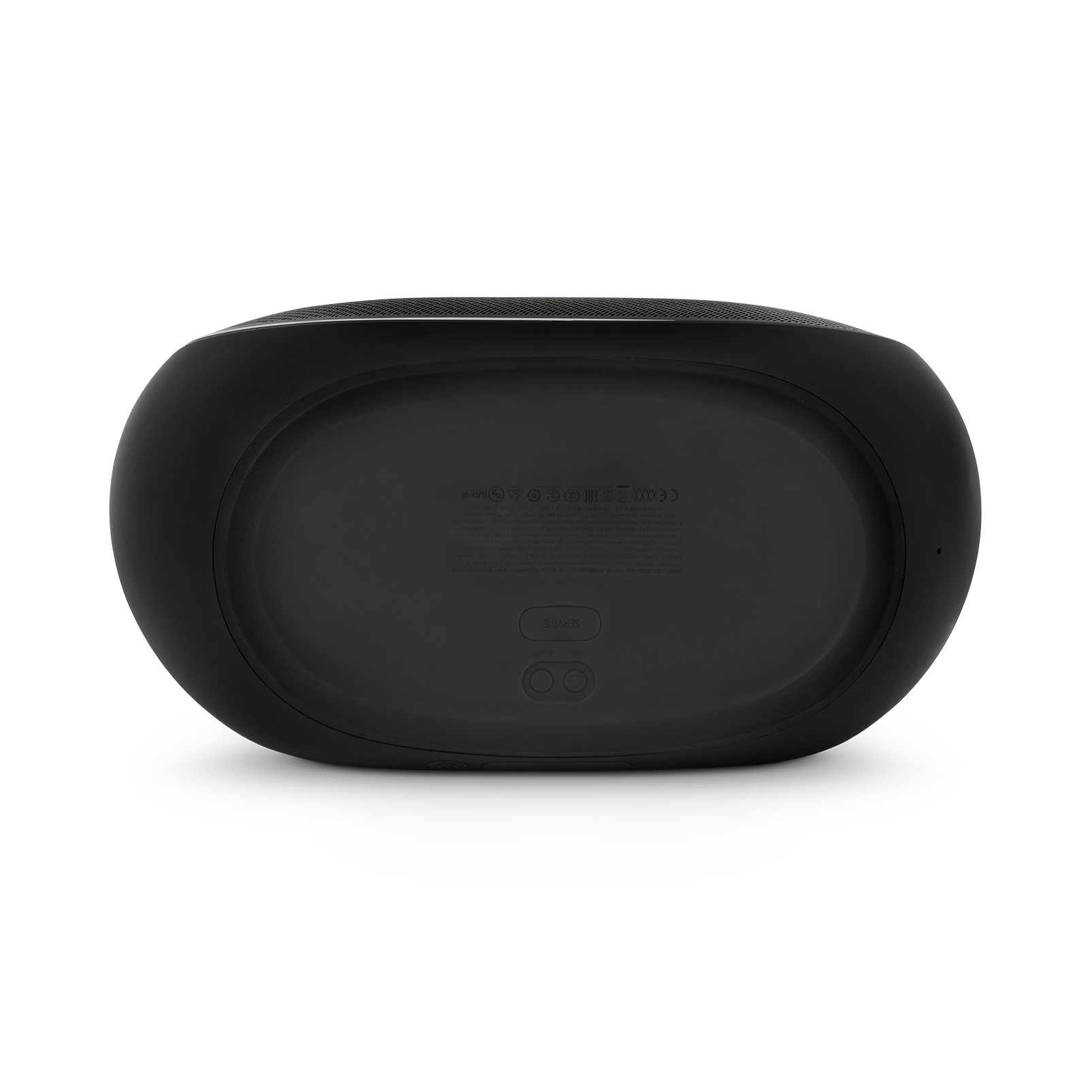 Omni 50+ - Black - Wireless HD Indoor/Outdoor speaker with rechargeable battery - Detailshot 1