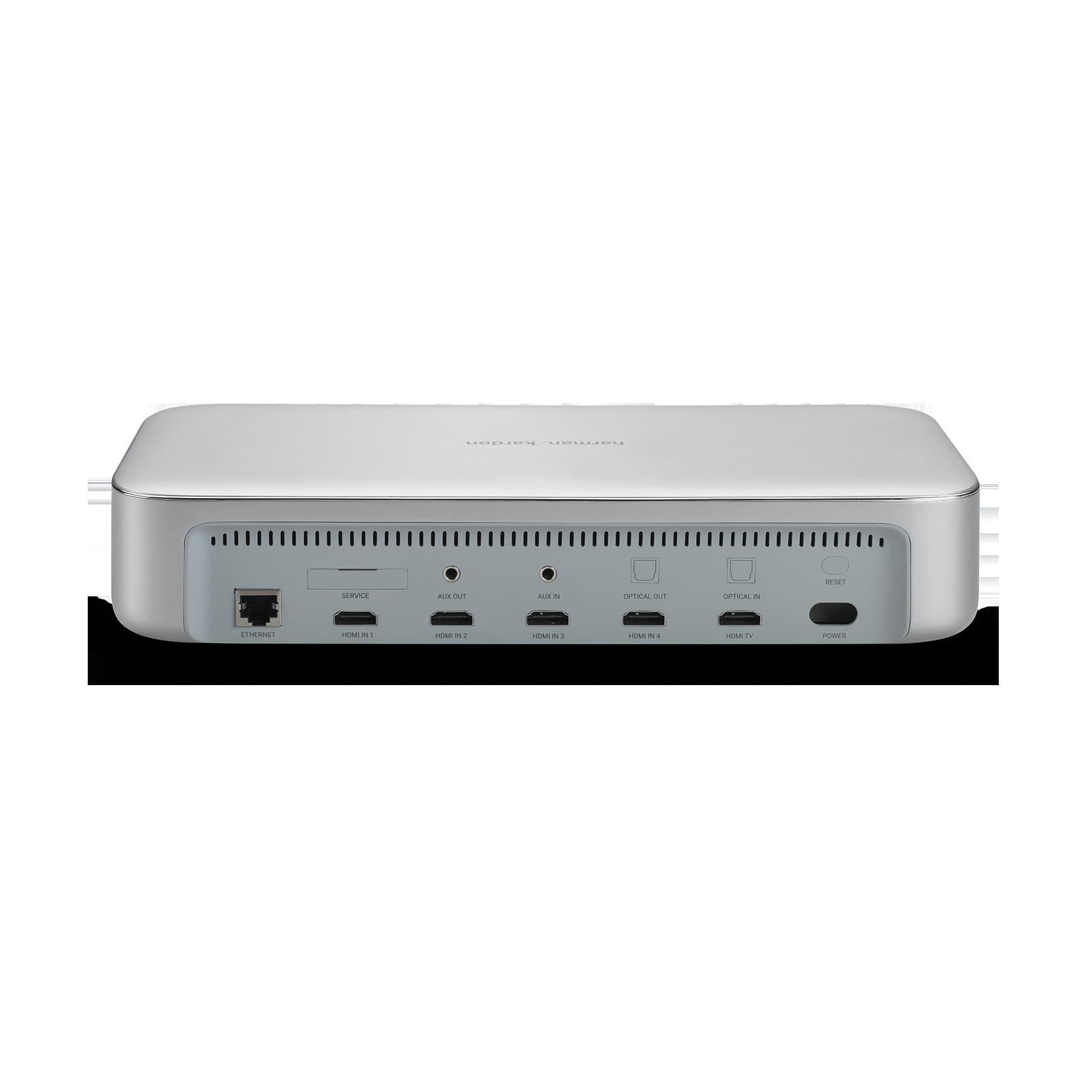 Harman Kardon Citation Adapt - Grey - The compact wireless digital AV  adapter - Back
